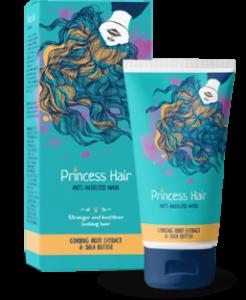 Princess Hair - lazada - review - asli