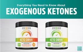 Exogenous Ketones - kesa- penggunaan - official website