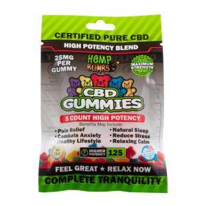 CBD Gummies - untuk suasana yang lebih baik - original- kesan - cara pakai