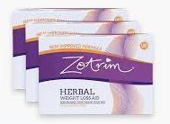 Zotrim - untuk penurunan berat badan - malaysia - farmasi - di mana untuk membeli