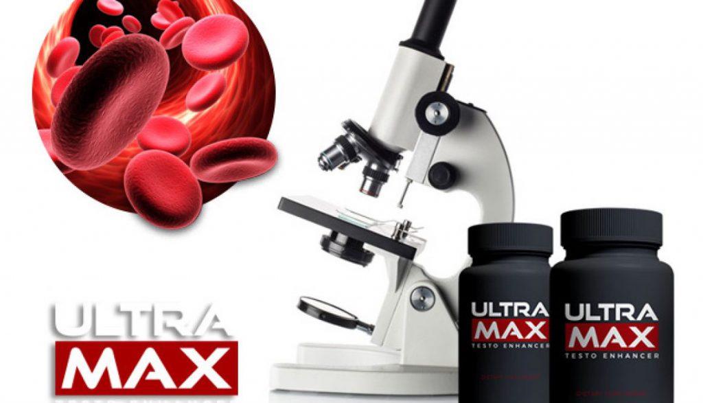 UltraMax Testo Enhancer - untuk potensi - original - fake - kesan
