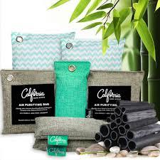 Breathe Clean Charcoal Bags - udara bersih di dalam rumah - penggunaan - testimoni - kesan