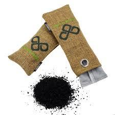 Breathe Clean Charcoal Bags - udara bersih di dalam rumah - asli - farmasi - cara pakai