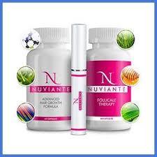 Nuviante - cara pakai - farmasi - advanced hair growth formula
