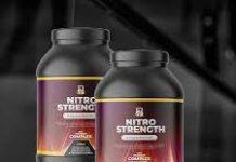 Nitro Strength - muscle supplement – official website – harga – farmasi