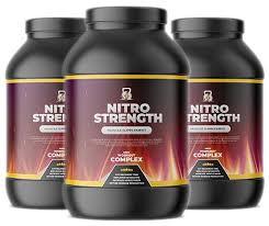 Nitro Strength – untuk jisim otot – kesan – lazada – testimoni
