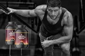 Nitro Strength - muscle supplement – review – kesan – penggunaan
