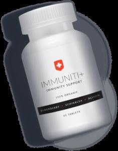 Immuniti+ - cara pakai - kesan - lazada