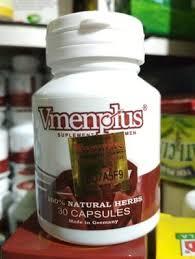Vmenplus – cara pakai – original – asli