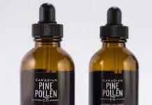 Pine Pollen - ada di sana efek samping? - cara pakai - kesan - cara makan