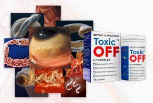 Toxic Off - kesan - cara pakai - cara makan - ada di sana efek samping